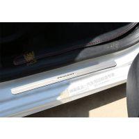 绅豪DEE厂家直销原装正品汽车装饰东风标致301不锈钢板门槛条迎宾踏板