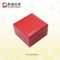 深圳厂家 皮革盒 精质手表盒 LOH-455