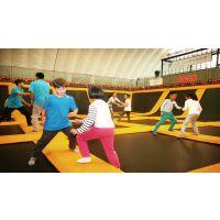 厂家直销超级蹦床,儿童乐园全新蹦床项目,大型蹦床游乐项目!