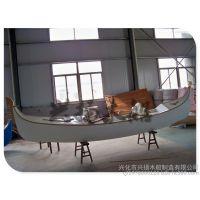 厂家直销贡多拉,玻璃钢贡多拉,精致木船,价格低廉,品质保证!