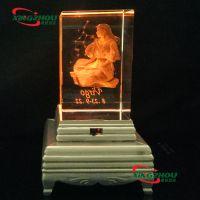 水晶内雕工艺品亚克力 创意摆件12星座