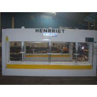亨力特订做非标液压式三压板三条油缸板材冷压机压板机