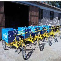 北京利亚通生产厂家玻璃钢三轮保洁车,玻璃钢三轮垃圾车,玻璃钢保洁三轮车