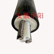 华阳生产一体化CEMS专用采样管线/高温耐腐取样管线KHFHT-C42-A-2Φ8-B双管取样管