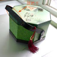 【厂家直销】供应高档彩盒塑料提手 礼品盒提把 专业定制生产加工