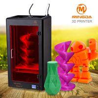 2015 MINGDA high quality 3d printer Glitar 6C