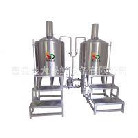 曹县盛大保鲜设备有限公司生产定做酒店家庭用微型啤酒自酿设备