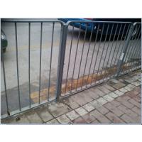 鸿粤深标一型护栏厂家马路安装隔离栏 生产厂家 HY-1型市政园林绿化护栏网厂家