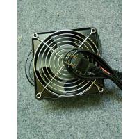 林飞翔12cm 220V 120*120*38MM机柜工控机箱工业风扇散热器现货