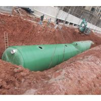 工业成品化粪池,成品玻璃钢化粪池热卖----四季美环保