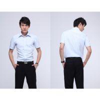 白云区衬衫定做,永泰短袖衬衫定制,职业衬衫量身定做,免费绣字