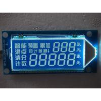 专做点钞机LCD液晶屏 电子数字显示屏 温州液晶屏厂家