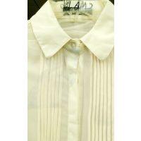 杂款XC001雪纺长袖衬衫染色瑕疵品5元/20件起批