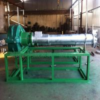 厂家批发 单螺杆塑料挤出机 高产低消 高质量塑料机械造粒机螺杆