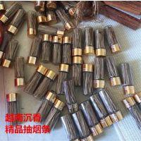 正品天然越南沉香烟丝沉香烟片条 高油精品熏香净化空气厂家直销