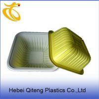 厂家供应:快餐盒 一次性塑料pp饭盒 打包盒方盒 保鲜盒配盖
