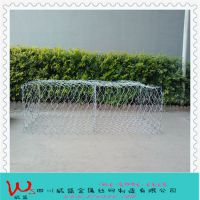 厂家供应石笼网|石笼网箱|六角石笼网