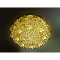 供应供应客厅灯水晶灯LED吸顶灯 现代时尚卧室灯 LED水晶灯 灯具灯饰