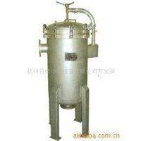 杭州供应优质不锈钢或碳钢袋式过滤器