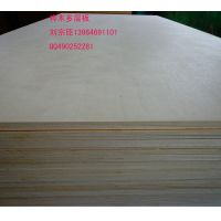 高密度桦木胶合板 桦木贴面多层板