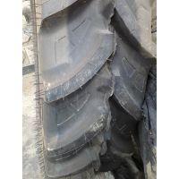 厂家直销11.2-24 农用拖拉机轮胎 旱田胎
