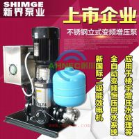 新界水泵BLT2-6立式变频增压泵自来水加压泵温泉旅舍热水循环泵多级离心泵