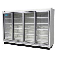 雅淇饮料柜 便利店冷藏展示柜 中山多门风冷冷柜