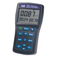 TES-1393三轴记录器型电磁波辐射测试仪(高斯计)适合电源线、 家电和工业设备的电磁场辐射的检测