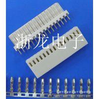 供应2510、2.54-12P胶壳插头,12A直插座,接线端子,连接器接插件