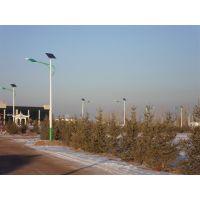 黑龙江太阳能路灯厂加供应鹤岗市太阳能路灯8米42W多少钱