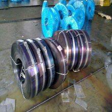 供应sup9弹簧钢带厚度 s55c高耐磨加工弹簧钢带