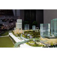 """深圳品筑模型设计 来福士来福士是""""城中之城"""",融合住宅、商场、办公楼、服务式公寓、酒店等多种业态。"""