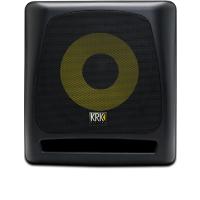 KRK 10s 超低音箱低音扬声器录音棚