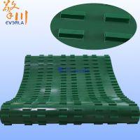 广州擎川everlar工业皮带厂家直销绿色pvc输送带 流水线物料果蔬传送专用