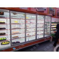 敞开式水果保鲜柜 立式牛奶超市风幕柜 饮料冷藏展示柜厂家批发