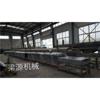枣庄鱼豆腐生产线|诸城梁源机械|鱼豆腐生产线厂家直销