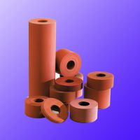 烫印胶辊 热转印胶辊 优质硅胶原料 耐高温硅胶烫印胶轮