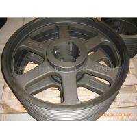 供应供应进口皮带轮、锥套皮带轮、V型三角带轮 传统式皮带轮