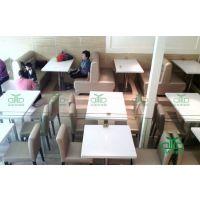 龙华 运达来家具工厂定做批发 咖啡厅大理石桌 甜品店大理石餐桌
