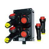 BXS8050防爆防腐检修电源插座箱(ⅡC、DIP)
