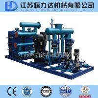 换热器|换热机组|采暖供暖板式换热器|专业设备|支持定制