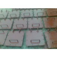 龙业供应600*600 DD5501-01 矩形烟道除灰孔化工设备配件 碳钢