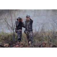 批发户外狩猎迷彩服打猎服 大树迷彩狩猎套装 True Adventure