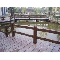 仿木栏杆,辉也那建材(图),东莞仿木栏杆设计