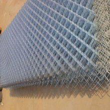 包头建筑楼房必用地板采暖钢丝网-3mm线径地面铺设地热网片加工生产-1×2米保暖用钢丝网片商家供货