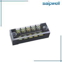 【低价批发】 5位接线端子TB-2505 端子箱接线排 固定接线端子