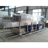 供应华邦HB-5500料盘清洗机 洗箱机