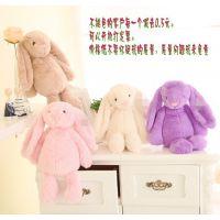 量大更优惠直销邦尼兔 可爱兔子毛绒玩具 小兔兔公仔 娃娃礼物