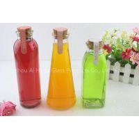 Supply 350ml Glass Juice Bottle