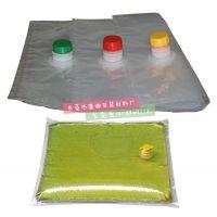 外贸出口无菌阀口软包装 液体吸嘴袋 大豆油/食用油/红酒山泉水盒中袋 容量按客定制